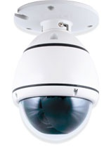 Hitachi mini pan and tilt only dome camera
